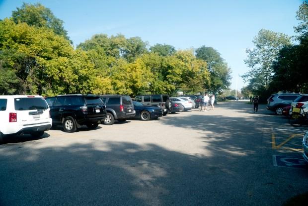 Lock 39 parking lot