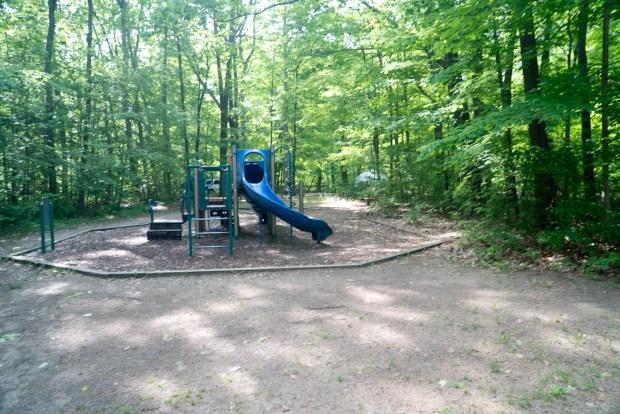 Playground in Warren Dunes