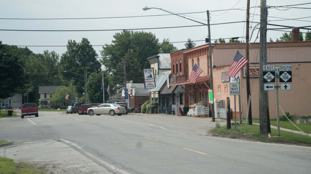 Town of Gregory