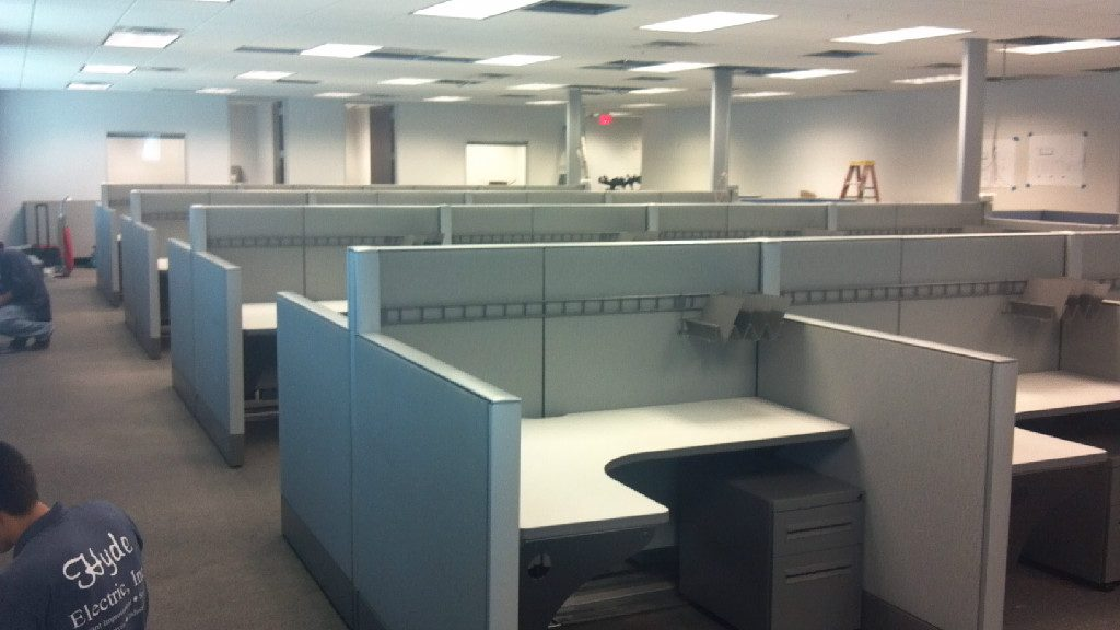Ohio Cubicle Installation Services Office Cubicle