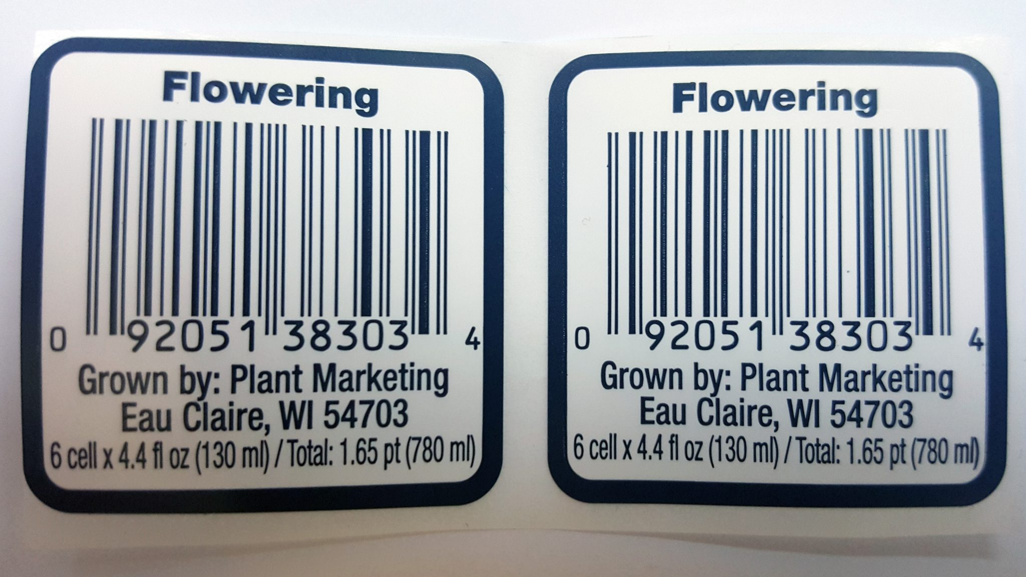 Labels For Every Grower