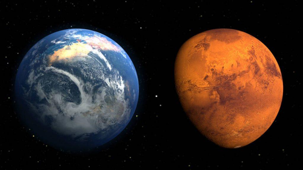 「mars & earth」的圖片搜尋結果