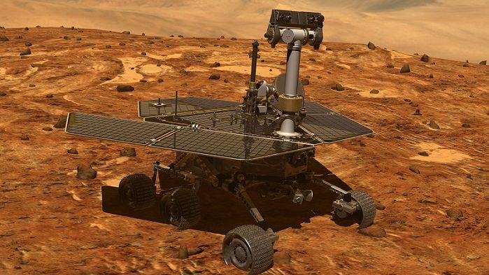NASA Extended The Deadline For Its Opportunity Mars Rover Until January 2019