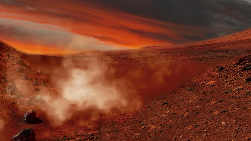 NASA's new Mars robot just sent back some awesome photos