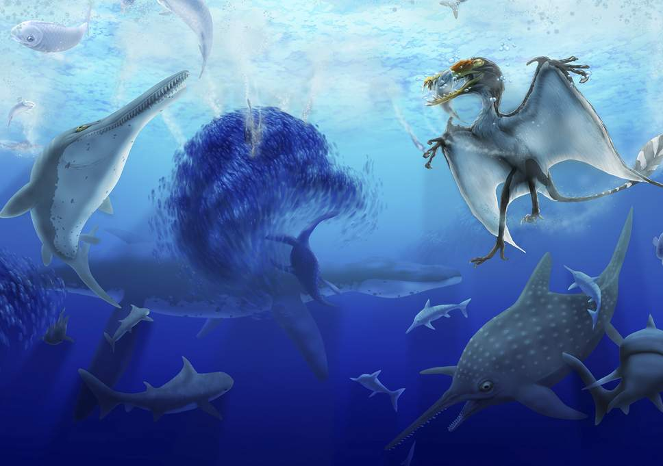 "Climate Change Caused The ""Great Dying"" Mass Extinction About 250 Million Years Ago"