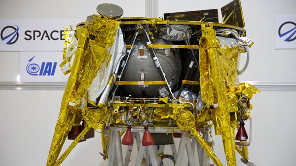 First Israeli Lunar Mission To Launch In February