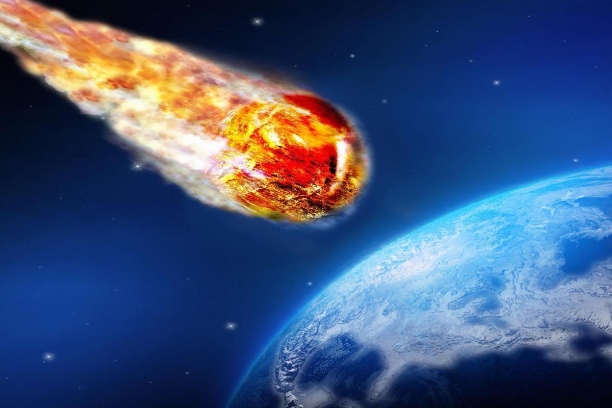 Mindblowing Meteor Explosion Missed By NASA Was Detected By The US Air Force - Impact Would Have Been Devastating