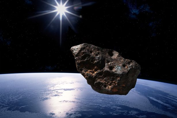 Huge Asteroid Will Pass By The Earth At Half The Distance To The Moon, NASA Warns