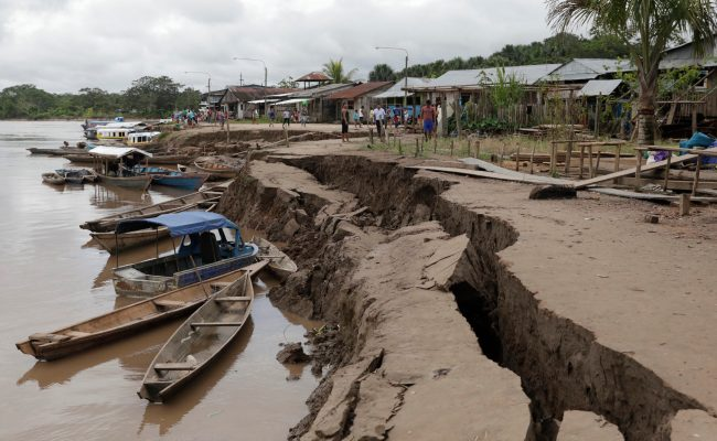 Earthquake Shocking Claim Predicts Possible Wreck Of