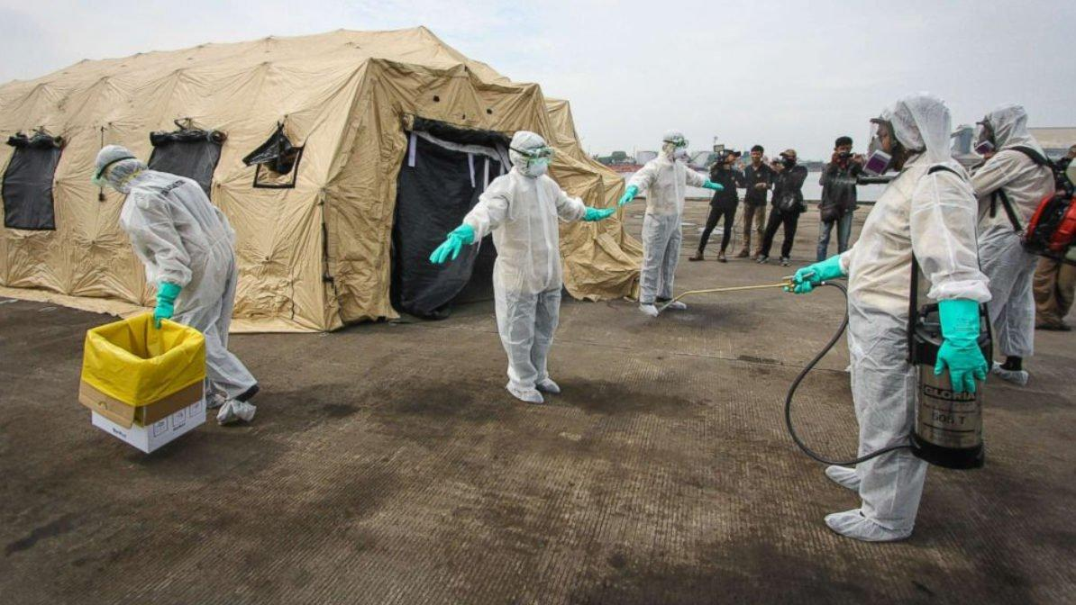 Ebola Outbreak in DR Congo Might Turn Into An Ebola Pandemic