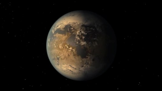 second earth exoplanet
