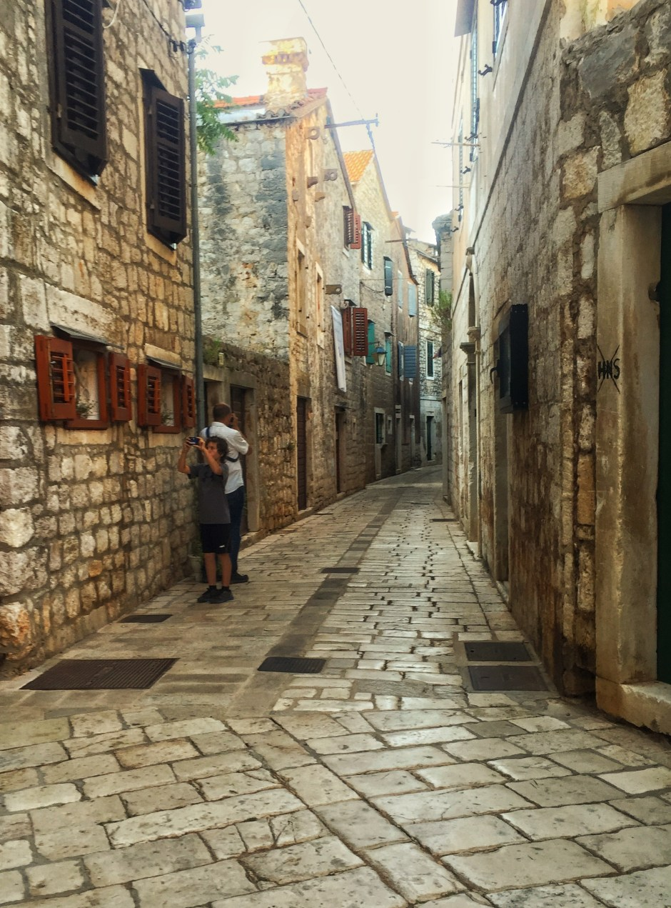 Bruce Kasm Stari Grad Croatia