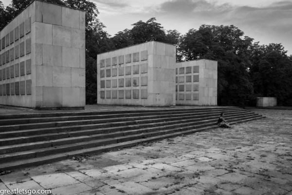 Kerepesi Cemetery, Budapest