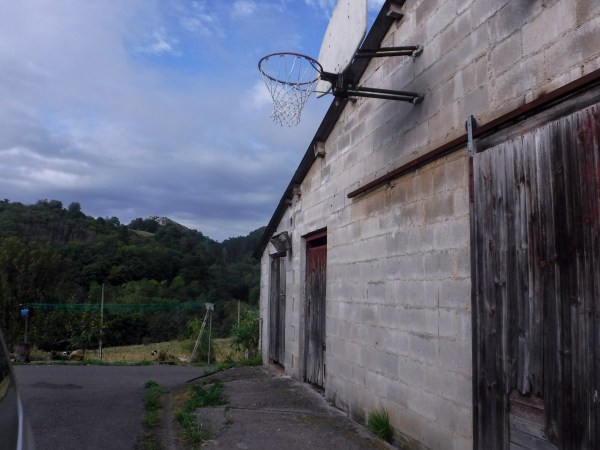 Where I Played Basketball