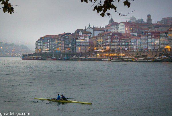 Porto Kayak on the River