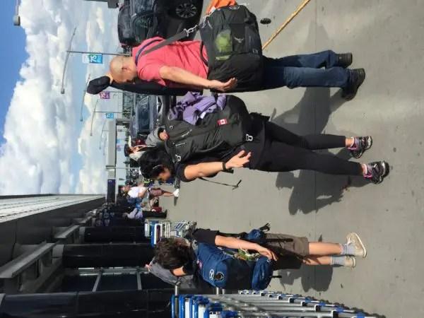 2016 world departure