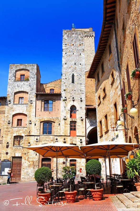 The Tuscan Road Trip