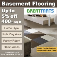 basement mats | Greatmats Flooring Systems