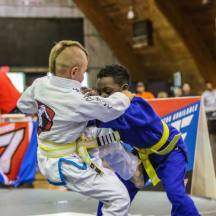 youth grappling action AGF Jackson BJJ Championships Greatmats