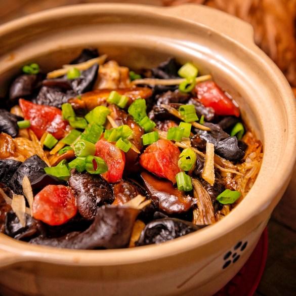 Chicken Clay Pot Rice