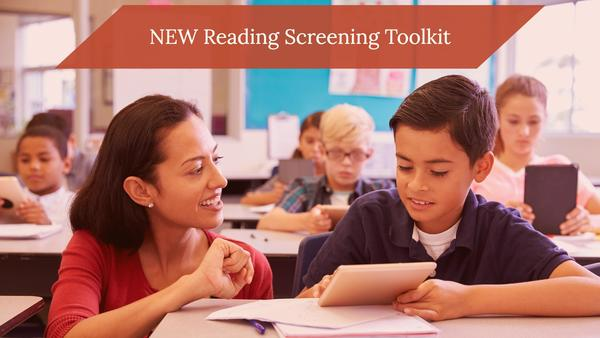 reading screening toolkit