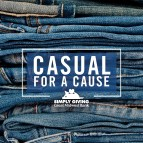 For a Cause Casual Flyer