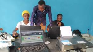 Web design training cameroon