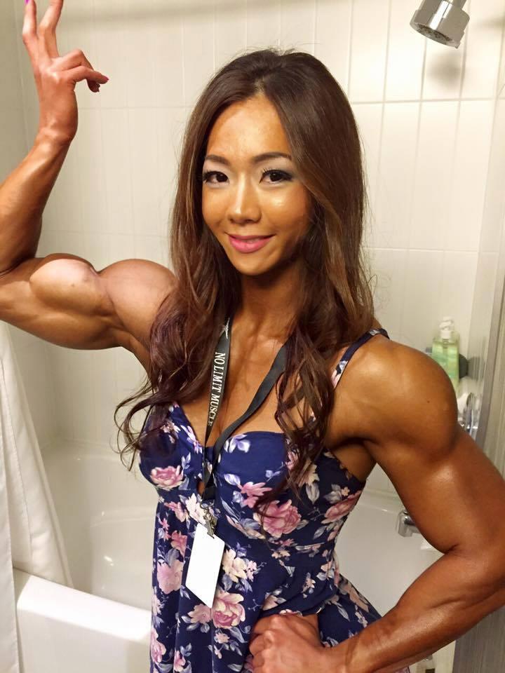 Yeon Woo Jhi   YeonWooJhi151  Great Muscle