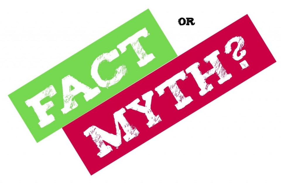 Fact-Or-Myth