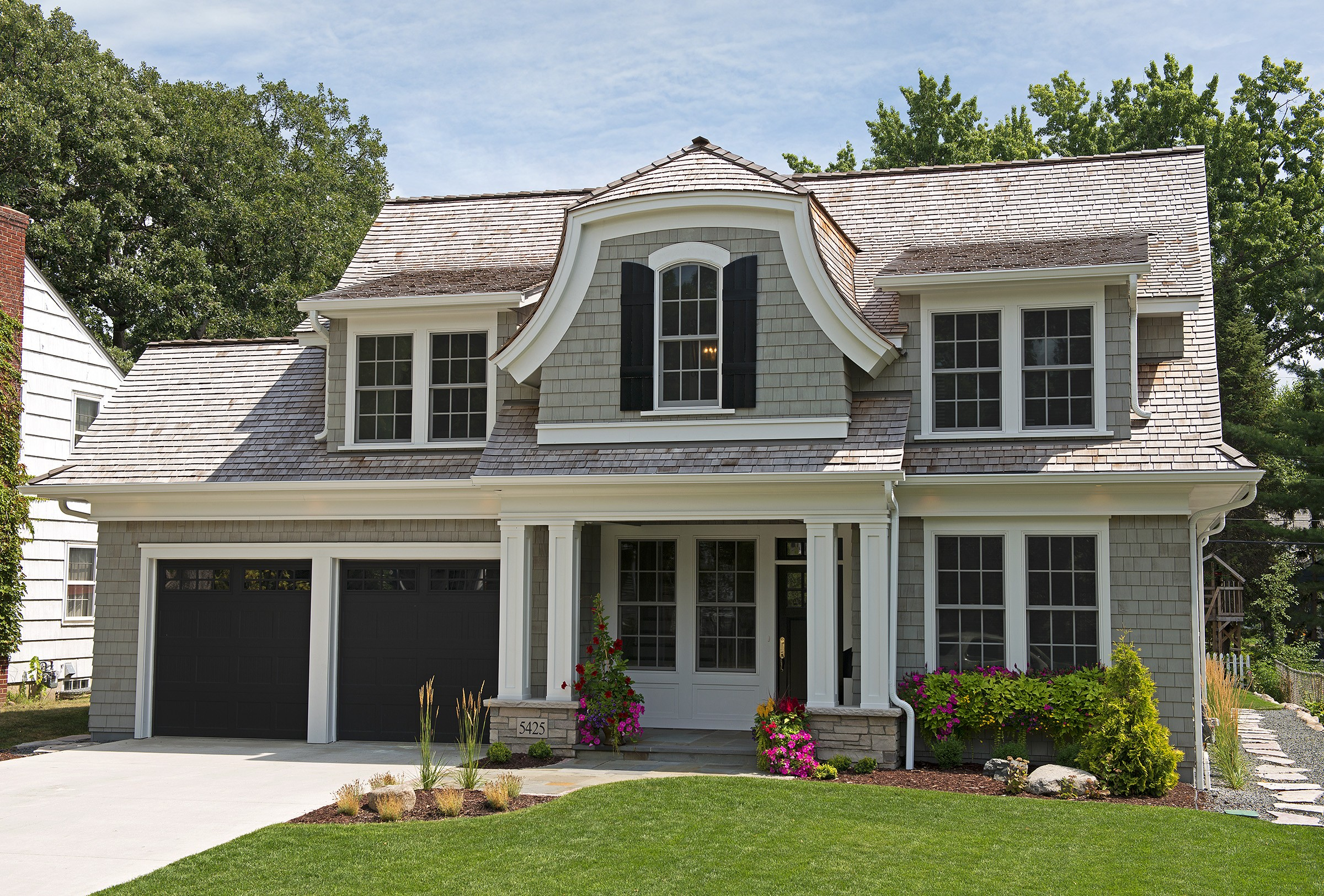 14 Photos And Inspiration Dutch Colonial House Building