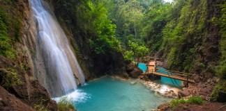 yogyakarta waterfall