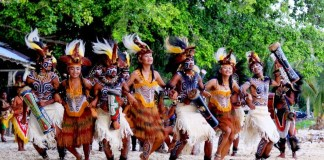 papua culture dance