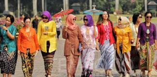 kebaya indonesia culture clothes