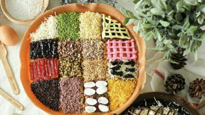 martabak san fransisco jakarta street food