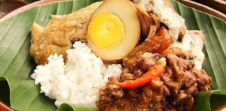 gudeg indonesian legendary culinary