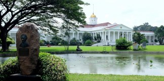 botanical garden, tourist attractions in bogor