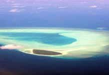 saumlaki beuatiful islands in indonesia
