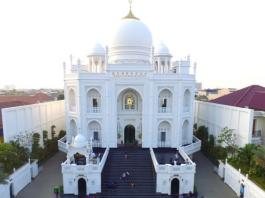 masjid ramlie musofa, taj mahal jakarta