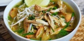 soto kudus kuliner asli indonesia