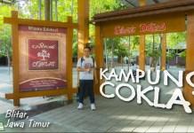 wisata kampung coklat