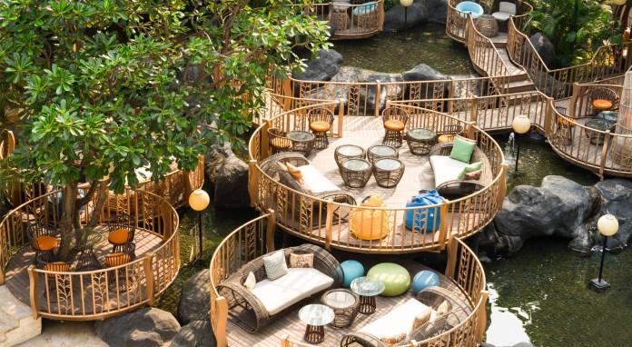 jimbaran lounge tempat nongkrong alam