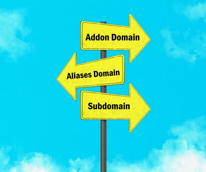 addon domain subdomain