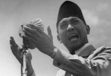 Soekarno Bapak Proklamasi Indonesia