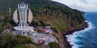 tempat wisata kilometer 0 indonesia