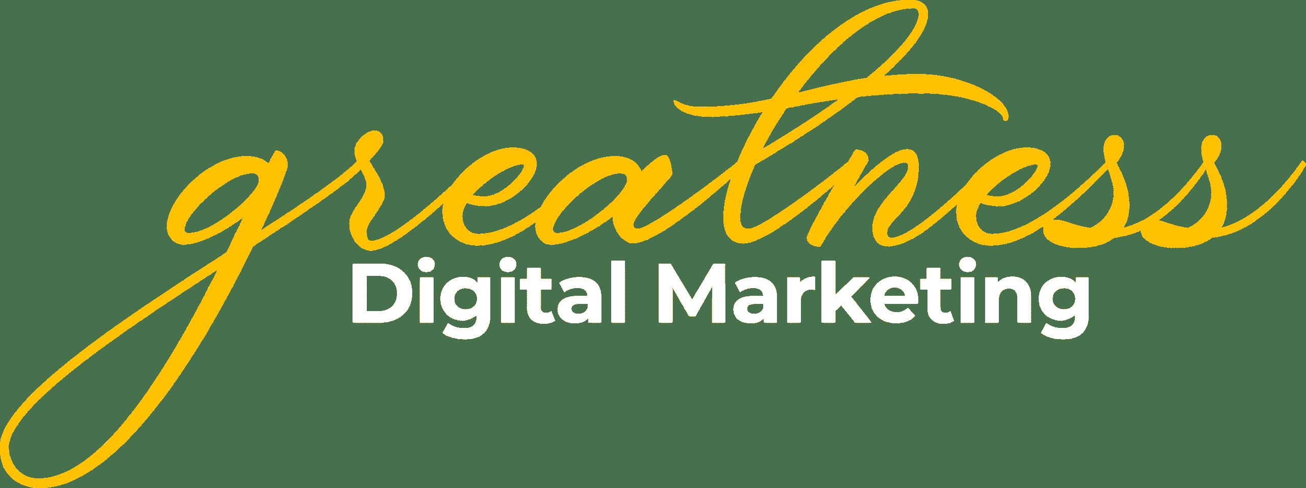 greatness digital logo
