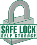 Safe Lock Logo of client