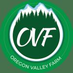 Oregon Valley Farm Logo