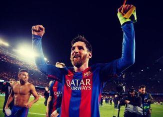 Lionel Messi FOTO: Pagina oficială de Facebook FC Barcelona