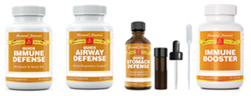 immune defense and booster