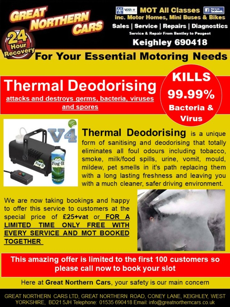 Thermal Deodorising1 99